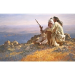 Telling of the Legends by Howard Terpning