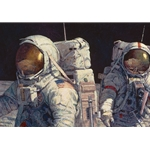 Conquistadors by Alan Bean