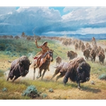 Chasing Thunder by Martin Grelle