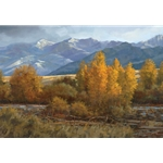 Morning in Montana by landscape artist Paco Young