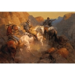 Ambush on the Bandit Trail by Andy Thomas