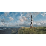 Guardian of the Atlantic - Cape Hatteras Lighthouse by Phillip Philbeck