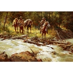 Broken Trail by Howard Terpning