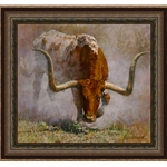 Fightin' Side - Longhorn by Ragan Gennusa