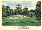10th Hole West Course Winged Foot by Linda Hartough