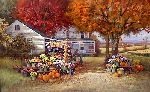 Aunt Martha's Autumn Heirloom by Paul Landry