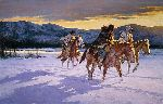 Against the Cold Maker by Howard Terpning