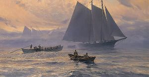 Morning Set by Christopher Blossom