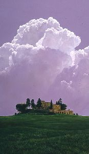 Tuscan Cloud by Chris Young