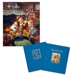 Classic Fairy Tales with Three Little Pigs print (set) by Scott Gustafson