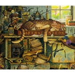 Remington the Horticulturist by Charles Wysocki