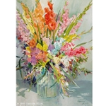 Glad Profusion by Carolyn Blish
