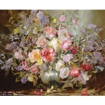 Heaven Scent - Floral Bouquet by Carolyn Blish