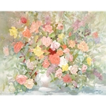 Summer's Gift - Floral Bouquet by Carolyn Blish