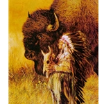 Spirit of Tatanka by Paul Calle