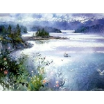 Misty Isle by Nita Engle