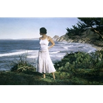 Beyond the Horizon by figure artist Steve Hanks