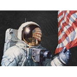 Beyond a Young Boy's Dream - by astronaut artist Alan Bean