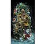 Shakespearean Fantasy - from the plays of Shakespeare by artist James Christensen