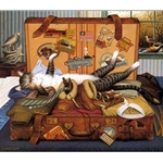 Mabel the Stowaway by Charles Wysocki