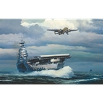 Rising Into the Storm - the great Tokyo raid by aviation artist Bill Phillips