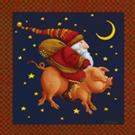 The Christmas Pig by James Christensen