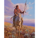 Sunrise Sentinel by Martin Grelle
