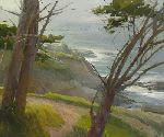 La Jolla Light by Ken Auster