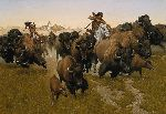 The Hunt by Frank McCarthy