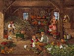 Harvest Time by artist Charlotte Sternberg