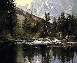 When Careless Spelled Disaster by western artist Howard Terpning