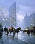 Springtime in New York by G. Harvey
