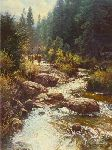Follow the River by landscape artist Bob Wygant