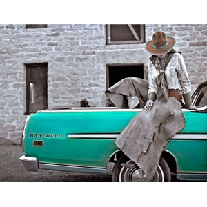 Ranchero Cowgirl by Kay Lynn Reilly