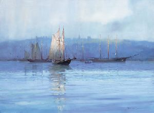 Bluenose Country by Paul Landry