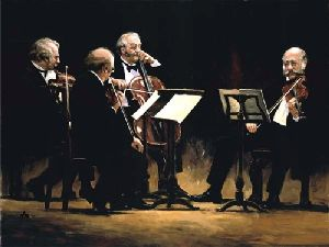 Good Memories - string quartet by Nenad Mirkovich